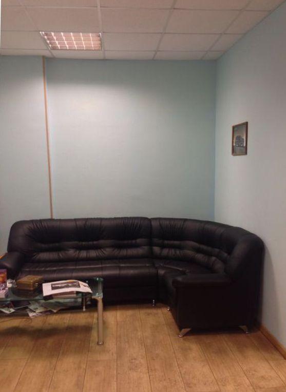 комната приемки и клиентская